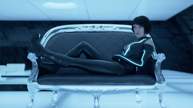 Tron: Legacy is all style and no substance, and for the most part I am fine