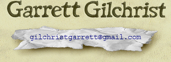 email gilchristgarrett at gmail